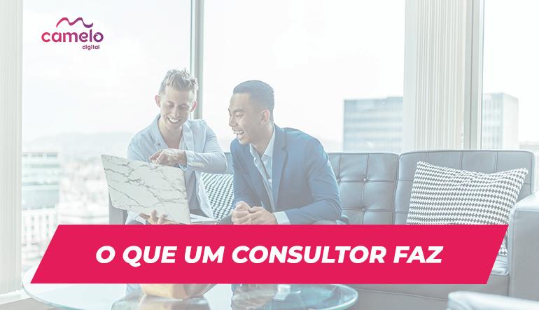 Quais os principais serviços prestados por um consultor de marketing?